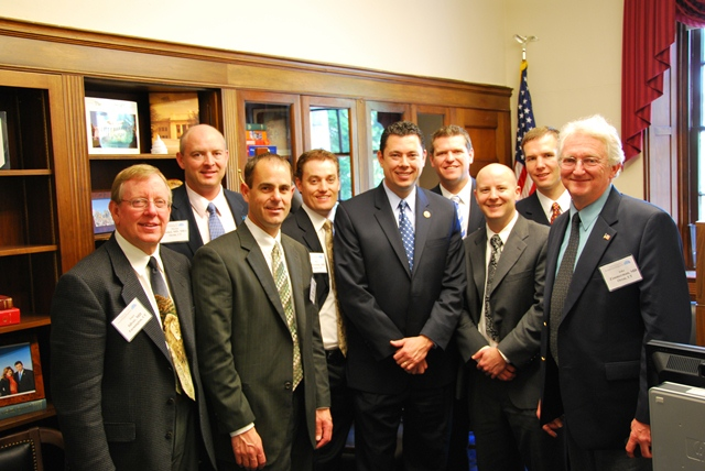 AS Legislative Conference with Chafetz